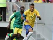 Bóng đá - Brazil – Iraq: Thước ngắm lệch lạc