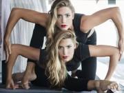 Bạn trẻ - Cuộc sống - Cặp chị em sinh đôi xinh đẹp, tài năng nhất Brazil