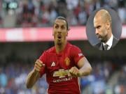 Bóng đá - Ibra khen MU vĩ đại nhất: Lời tuyên chiến với Guardiola