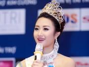 Tân HH Bản sắc Việt phủ nhận biết trước câu hỏi ứng xử