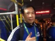 Olympic 2016 - Đi xe buýt, Hoàng Xuân Vinh khiến Trung Quốc thán phục