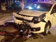 Tin tức trong ngày - Một cảnh sát cơ động say xỉn, lái xe tông chết người