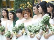 Bạn trẻ - Cuộc sống - 22 cặp đôi khắp cả nước đổ về TP.HCM chụp ảnh cưới