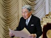 Thế giới - Bài phát biểu chưa từng có của Nhật hoàng già yếu