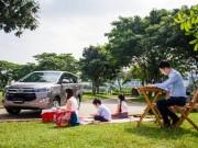 Toyota Innova 2016 - cuộc thoát xác từ MPV thành xe gia đình thực thụ