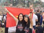 Giải trí - Suboi mang tinh thần 'không lùi bước' tới Tomorrowland 2016