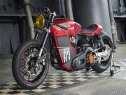 Thế giới xe - Mê đắm xế nổ Triumph TR6R độ cafe racer cuốn hút