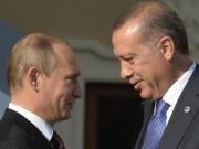 Putin-Erdogan lần đầu gặp mặt sau vụ bắn rơi Su-24 Nga