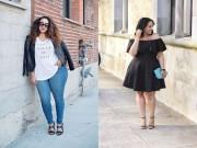 Thời trang - Béo, bạn vẫn đầy cơ hội mặc đẹp!