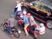 An ninh Xã hội - Dàn cảnh va chạm, cướp xe táo tợn trên đường giữa TPHCM