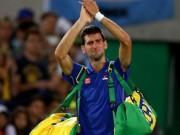 Thể thao - Djokovic thua sốc ở Olympic: Nước mắt huyền thoại