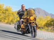 """Xe máy - Xe đạp - Harley-Davidson Road King: Xế độ """"ông trùm của các ông trùm"""""""