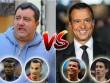 """Đọ đội hình 2 """"siêu cò"""": Ibra, Pogba đấu Ronaldo, Di Maria"""