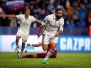 Bóng đá - Solo kinh điển, Carvajal giúp Real giành Siêu cúp