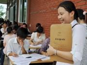 Giáo dục - du học - Hết đợt xét tuyển mới được công bố điểm trúng tuyển