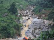 Tin tức trong ngày - 4 ngày sau lũ, vẫn còn 6 người mất tích tại Lào Cai