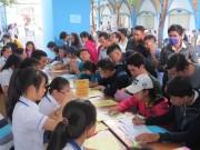 Giáo dục - du học - Nộp hồ sơ xét tuyển ĐH đợt 1: Nhiều sai sót ngô nghê