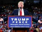 Thế giới - Donald Trump bóng gió kích động ám sát bà Clinton?