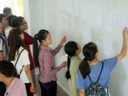 Giáo dục - du học - Những thí sinh đầu tiên trúng tuyển ĐH Y Hà Nội và ĐH Ngoại ngữ