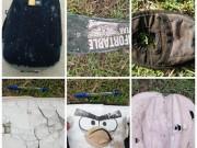 Malaysia phớt lờ 160 đồ đạc được cho là của MH370