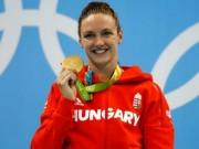 """Olympic 2016 - Tin nóng Olympic ngày 4: """"Bà đầm thép"""" lập kỉ lục đường đua xanh"""