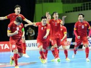 Bóng đá - Futsal VN trước World Cup: Hy vọng tiếp tục cú sốc