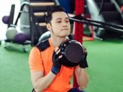 Ca nhạc - MTV - Quang Vinh tập gym để tái xuất showbiz ở tuổi 34