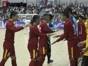 """Bóng đá - Tuyển Futsal VN khiến nhà vô địch châu Phi """"toát mồ hôi"""""""