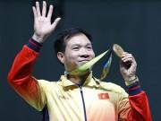 Thể thao - Hoàng Xuân Vinh giành HCB 50m súng ngắn Olympic: Tuyệt đỉnh