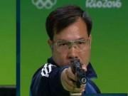 """Thể thao - Màn """"đọ súng"""" nghẹt thở giữa Hoàng Xuân Vinh với tốp 3"""