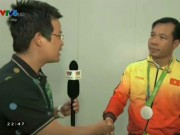 Olympic 2016 - Hoàng Xuân Vinh tiết lộ chuyện đổi chiến thuật không ngắm bắn lâu