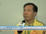 Thể thao - BXH Olympic: Hoàng Xuân Vinh đưa VN đứng ngang Brazil