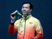 Thể thao - Hoàng Xuân Vinh giành thêm HCB Olympic: Vỡ òa niềm vui mới