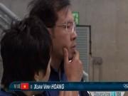 """Thể thao - Olympic: CĐV Việt Nam ở Rio """"thưởng nóng"""" Hoàng Xuân Vinh"""