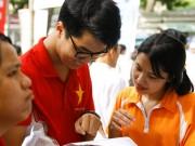 Giáo dục - du học - Xét tuyển đại học đợt 1: Khó xác định điểm chuẩn