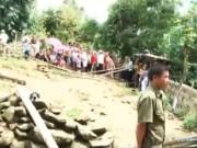 Video An ninh - Clip hiện trường vụ thảm sát 4 người ở Lào Cai