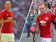 """Bóng đá - Ibra và Rooney bị dự đoán """"sẽ tẩn nhau"""" tại MU"""