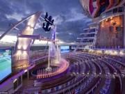 Tài chính - Bất động sản - Du thuyền lớn nhất thế giới hoành tráng cỡ nào?