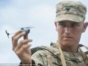 Thế giới - Quân đội Mỹ thử nghiệm máy bay nhỏ như bao diêm