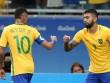 Tin HOT tối 11/8: Brazil & Đức gặp khó ở Tứ kết Olympic