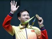 Thể thao - Hoàng Xuân Vinh giành HCB quý không kém HCV