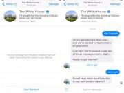 Công nghệ thông tin - Gửi thư cho Tổng thống Obama thông qua Facebook Messenger