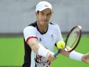 Thể thao - Murray - Fognini: Hai bộ mặt trái ngược (Vòng 3 OIympic Rio)