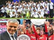 Bóng đá - Xếp hạng CLB trước mùa 2016/17: Real số 1, MU số 10
