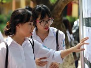 Giáo dục - du học - Thứ trưởng GD&ĐT: Được hạ điểm chuẩn để tuyển đủ chỉ tiêu