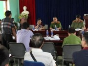 Thứ trưởng CA lên Lào Cai chỉ đạo điều tra vụ thảm án