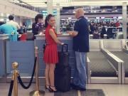 Ca nhạc - MTV - Thu Minh tiễn chồng đi nước ngoài giữa scandal nợ nần