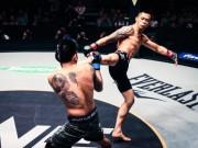 """Thể thao - MMA: Võ sĩ gốc Việt đụng """"Cơn ác mộng châu Á"""""""