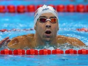 Thể thao - 22 HCV Olympic: 1 Michael Phelps đánh bại 165 đoàn