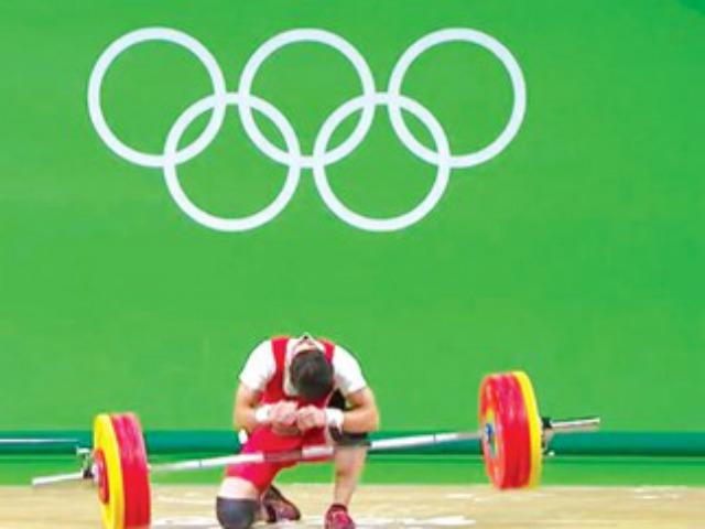 Giải mã thất bại của Thạch Kim Tuấn ở Olympic